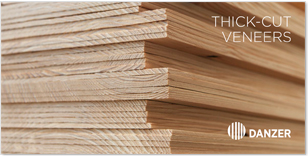 sales literature thick cut veneers