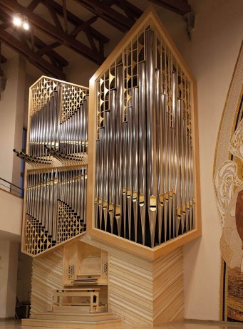 Church Organ With Danzer Veneer Can Be Heard at Festival in The Slovakian Capital