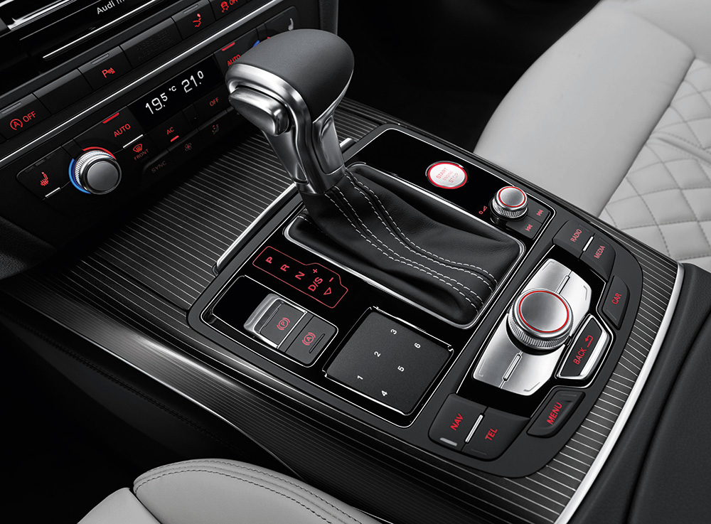 Audi Alu Beaufort