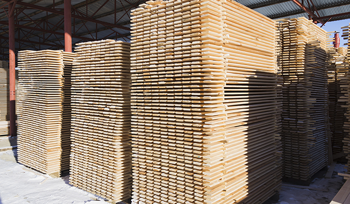 Lumber from Europe